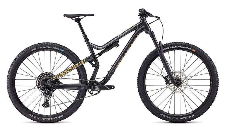 "META TRAIL 29"" Ride"